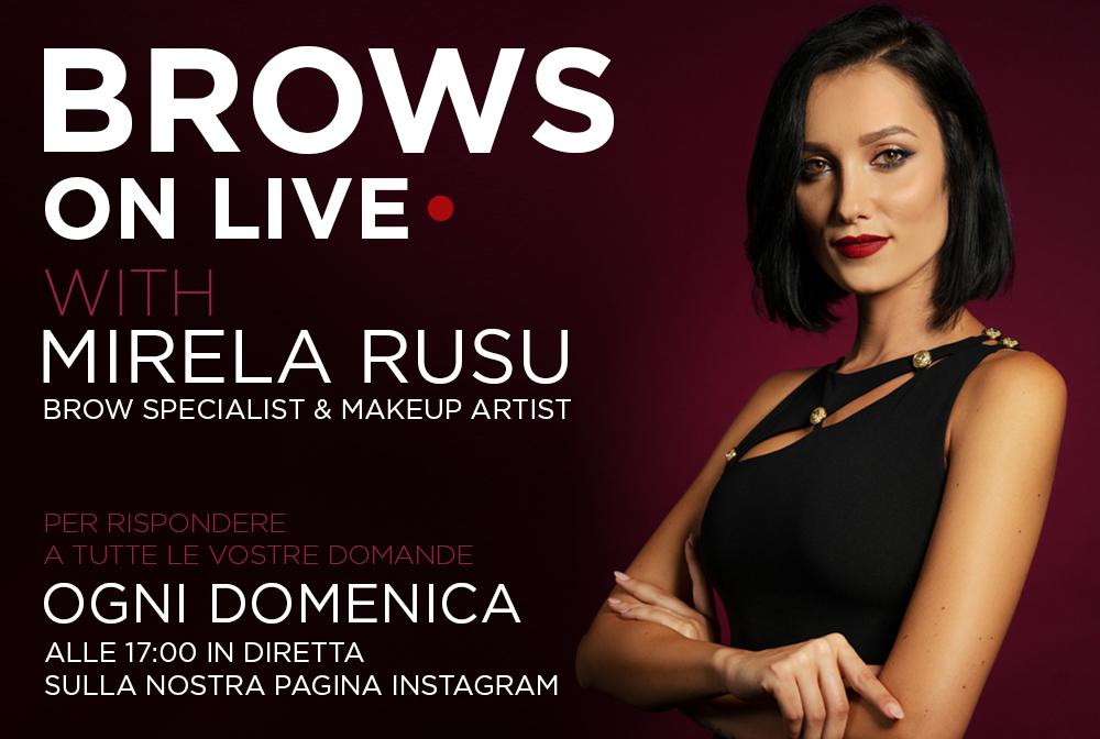Diretta Live Microblading Milano